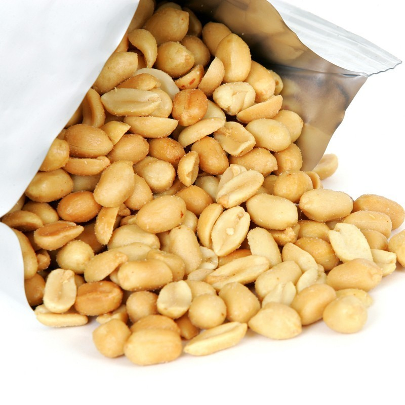 Image of Bag with Peanuts
