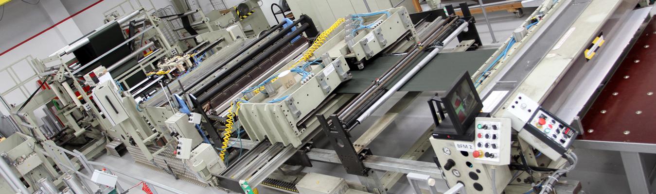 Image of Manufacturing Machine